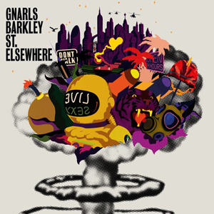 Gnarls Barkley Crazy St. Elsewhere Belgien Album download